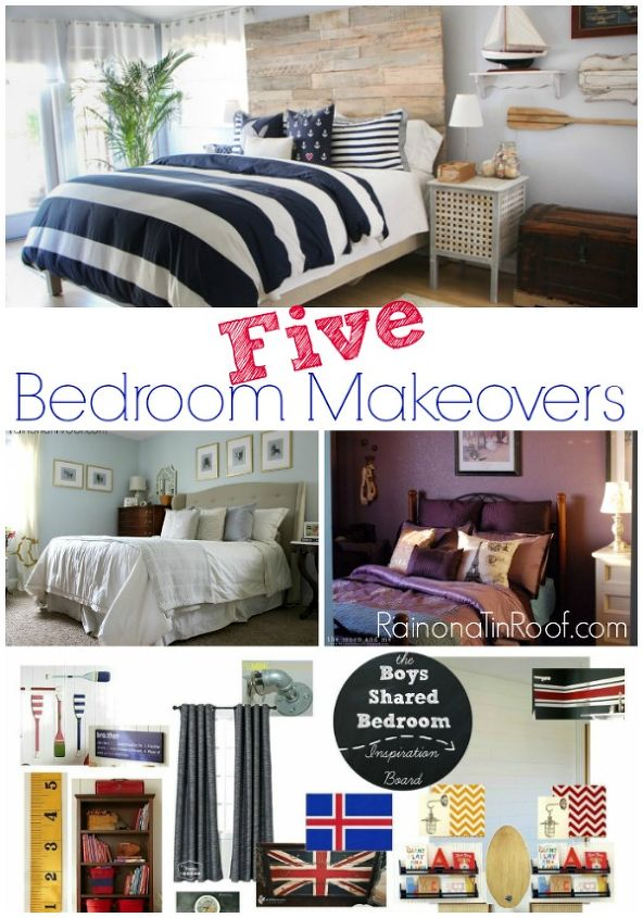 5 fantastic bedroom makeovers, bedroom ideas, home decor, From small changes to full on makeovers here are some great bedroom ideas to get you moving