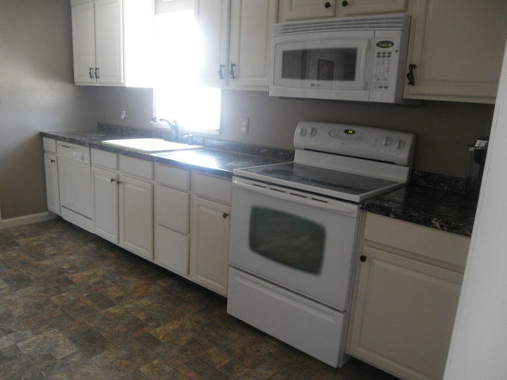 painting oak kitchen cabinets, cabinets, painting