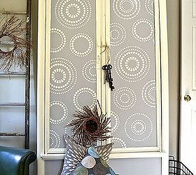 Show Homes, An Orphaned Cabinet, Stencils and Chalk Paint®. | Hometalk
