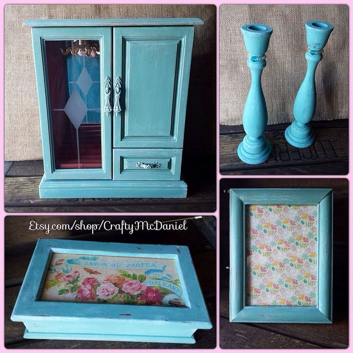 upcycled thrift store finds, repurposing upcycling, Love this color
