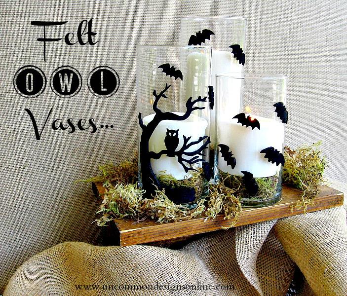 create a simple halloween home decor craft, halloween decorations, seasonal holiday d cor
