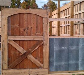 making barn doors from barn floors doors repurposing upcycling woodworking projects We & MAKING BARN DOORS FROM BARN FLOORS   Hometalk Pezcame.Com