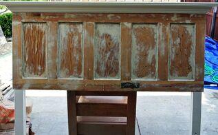 old door headboard by vintage headboards, woodworking projects