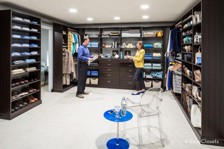 3 tips to keep your shared closet organized, closet, storage ideas