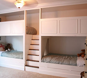 Boys Bunk Beds, Bedroom Ideas, Painted Furniture, Woodworking Projects,  After All It