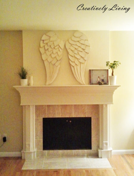 Diy Huge Awesome Angel Wings Crafts Home Decor