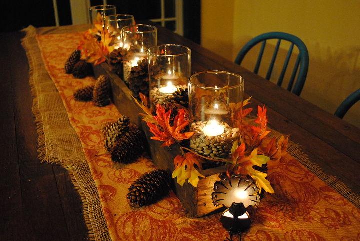 thanksgiving table, seasonal holiday d cor, thanksgiving decorations