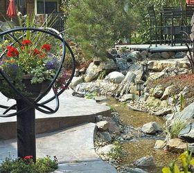 Etonnant Rocky Mountain Waterscape S Garden Kaleidoscope, Flowers, Gardening, The  Kaleidoscope Looks Great Next