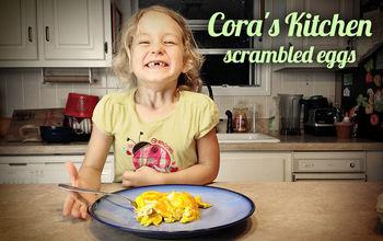 Cora's Kitchen – Scrambled Eggs