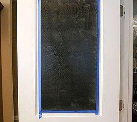 chalkboard pantry door chalkboard paint closet doors painting & Chalkboard Pantry Door | Hometalk Pezcame.Com