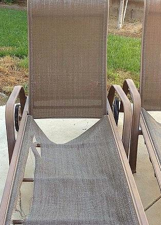 Cool How Do You Repair Chaise Lounge Fabric Hometalk Unemploymentrelief Wooden Chair Designs For Living Room Unemploymentrelieforg