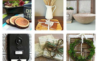 summertime diy gift ideas for the hostess, crafts