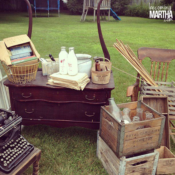 chalk paint yard stick makeover, chalk paint, painting, repurposing upcycling