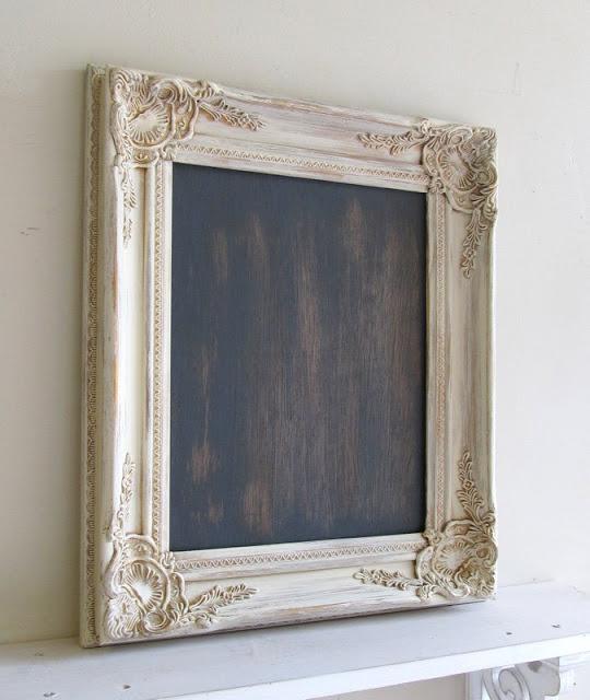 A Chalkboard...