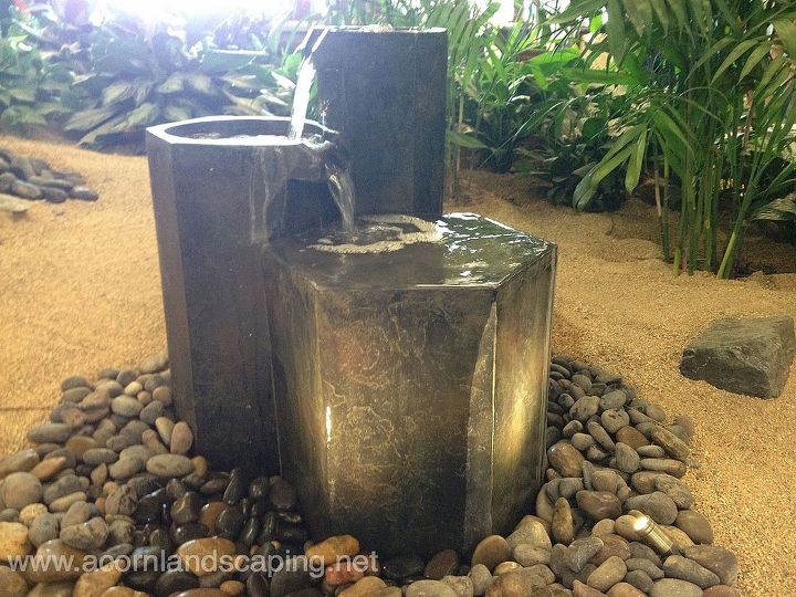 Landscape Fountains in Rochester NY