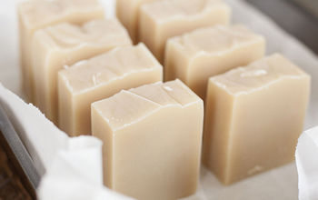 How to make your very own Cold Process soap!