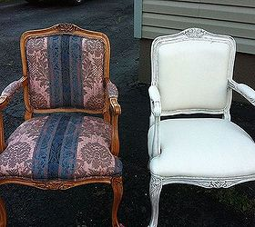 Great 1990 S Chairs To Light And Bright With Tulip Fabric Paint, Chalk Paint,  Painted