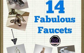 bathroom sink makeover 14 fabulous faucets, bathroom ideas, diy, plumbing