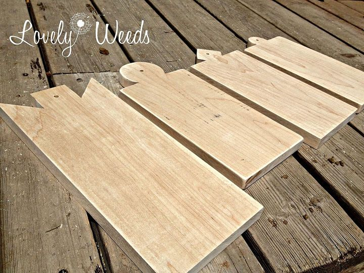 diy maple breadboards, crafts, woodworking projects