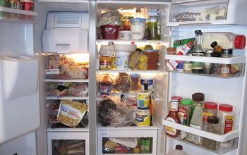 how to clean and maintain your refrigerator, appliances, cleaning tips, kitchen design, Time to clean the fridge