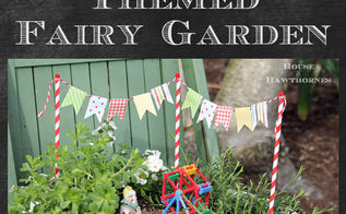 circus themed fairy garden, crafts, flowers, gardening, The greatest show on earth