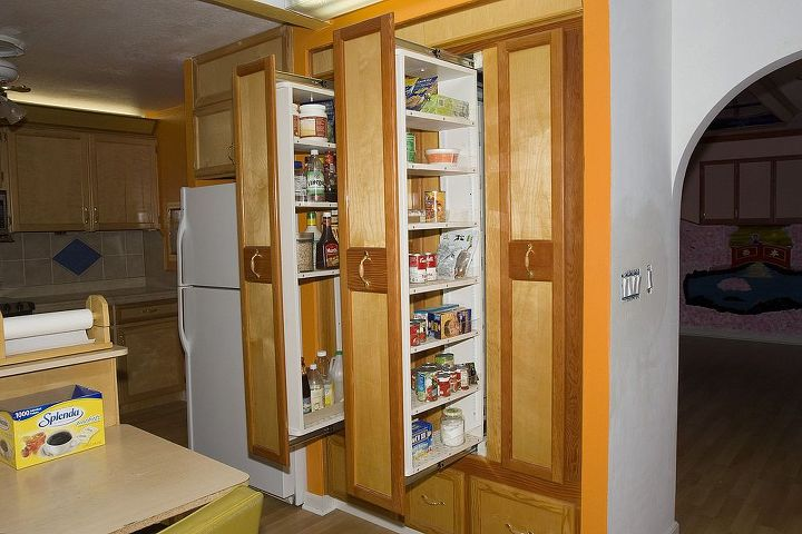 a one of a kind pantry system in the world 4 26 13, cleaning tips, closet