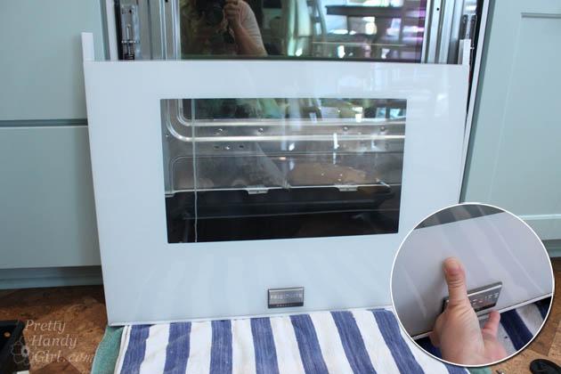 How To Clean Inside Your Oven Door Hometalk