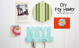 diy key holder, crafts, home decor, DIY Key sign using plywood and Dremel Moto Saw