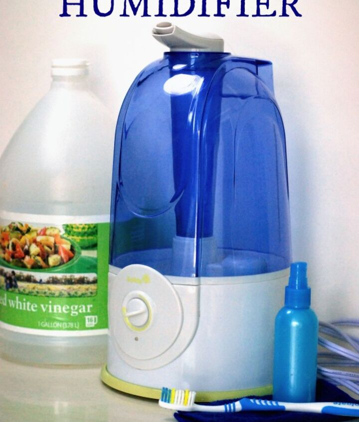Humidifier cleaning is actually pretty easy if you follow these simple steps.