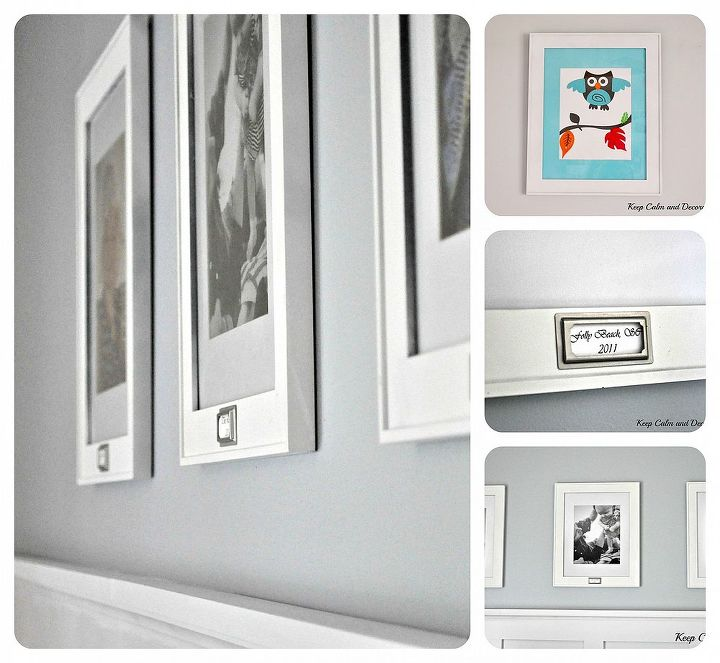 updating dollar store picture frames crafts - Dollar Store Frames