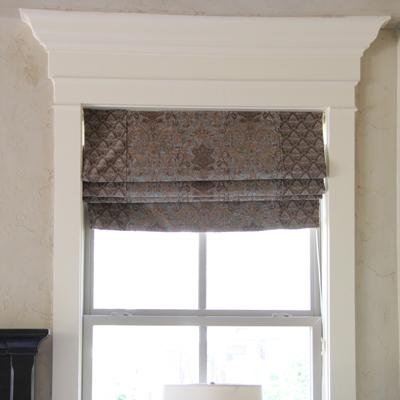 Window with trim