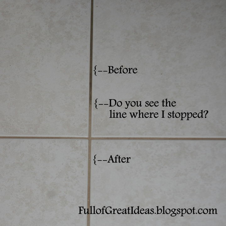 The Absolute Best Way To Clean Grout Methods Tested Clear - What will clean grout on tile floor