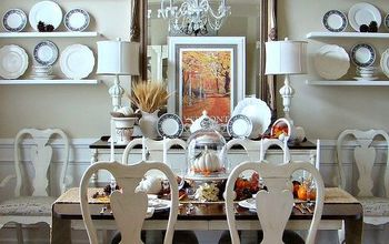 Our 2012 Fall Dining Room