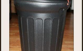 simple diy compost bin, composting, gardening, go green, repurposing upcycling