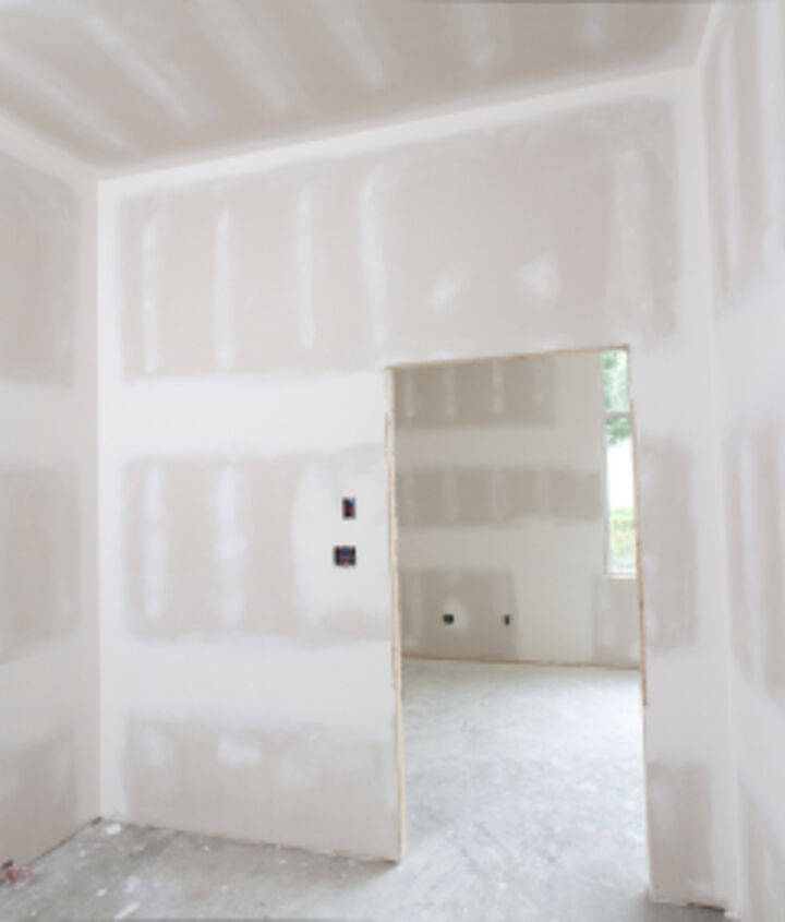 That drywall is thirsty. Photo ©iStockphoto.com