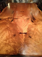 new live edge design, home decor, woodworking projects