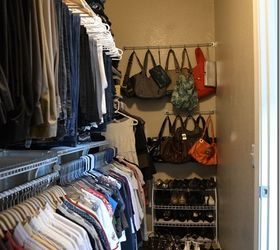 5 Purse Storage Solution, Cleaning Tips, Closet, Shelving Ideas, Storage  Ideas,