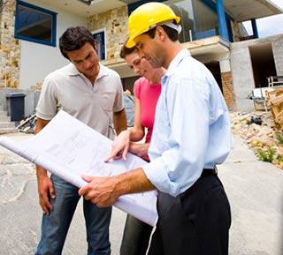 the process of building a custom home, home improvement