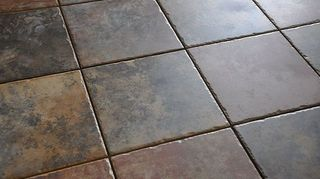 q diy laminate floor in kitchen, diy, flooring, Close up detail