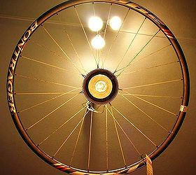 repurposed upcycled bicycle rim pendant hanging light lighting repurposing upcycling The Edison bulb & Repurposed Upcycled Bicycle Rim Pendant Hanging Light | Hometalk azcodes.com