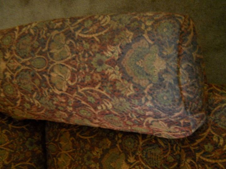 How To Clean Arm Covers On An Upholstered Recliner Hometalk