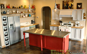 Handbuilt Vintage Country Kitchen for $5000