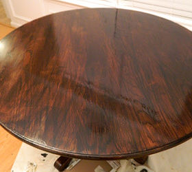 Superbe A Dining Room Update See How I Refinished A Dated Oak Table And Now You Can