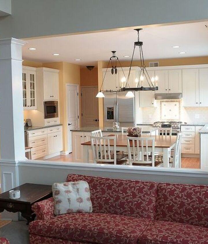 kitchen renovation in west chester pa, countertops, hardwood floors, home improvement, kitchen backsplash, kitchen design, kitchen island