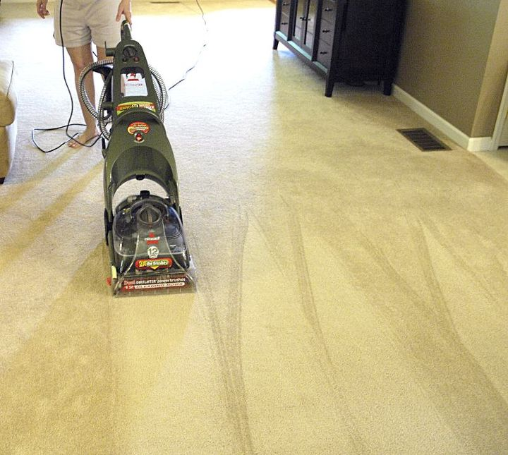 q steam cleaner problems, cleaning tips, Why do my carpets cleaners all stop heating up