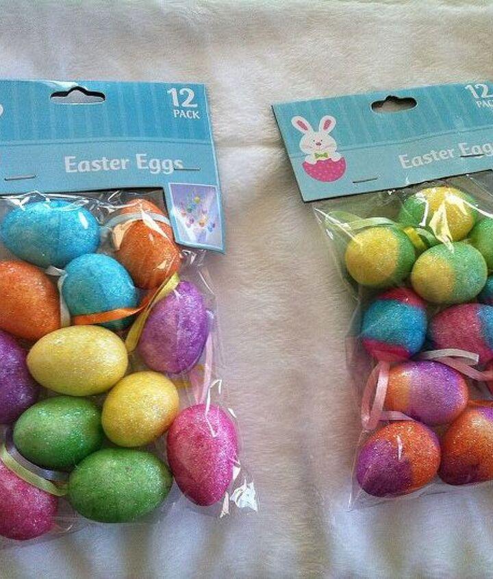 eastern egg wreath tutorial, crafts, easter decorations, seasonal holiday decor, wreaths