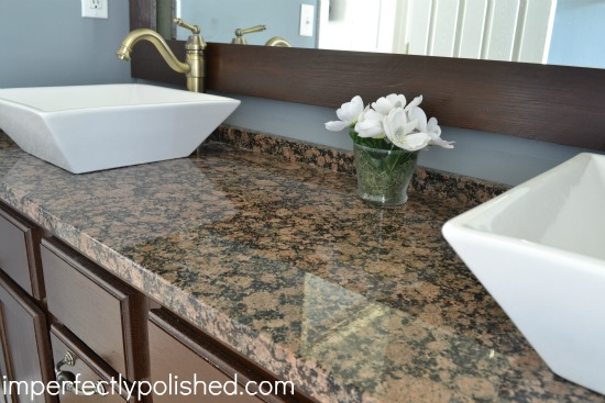 how to cut and install your own granite, countertops, kitchen design, Cutting and installing your own granite