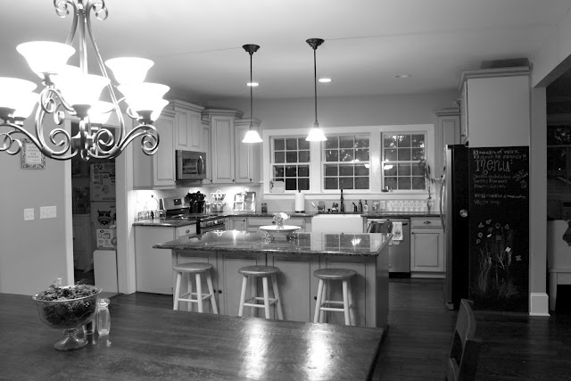 We love our new kitchen!