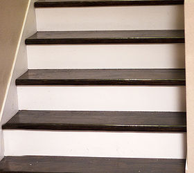 Charmant How To Install Hardwood Stairs Hometalk