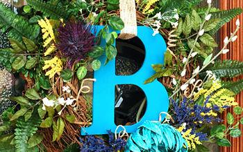DIY Interchangeable Wreath
